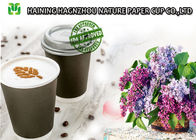 Hot Beverage Double Wall Paper Cups 400 ML Biodegradable Eco Friendly